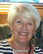 Lynne Carlquist Co-VP Membership