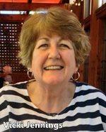 Vicki Jennings Co-Secretary AAUW St George Branch